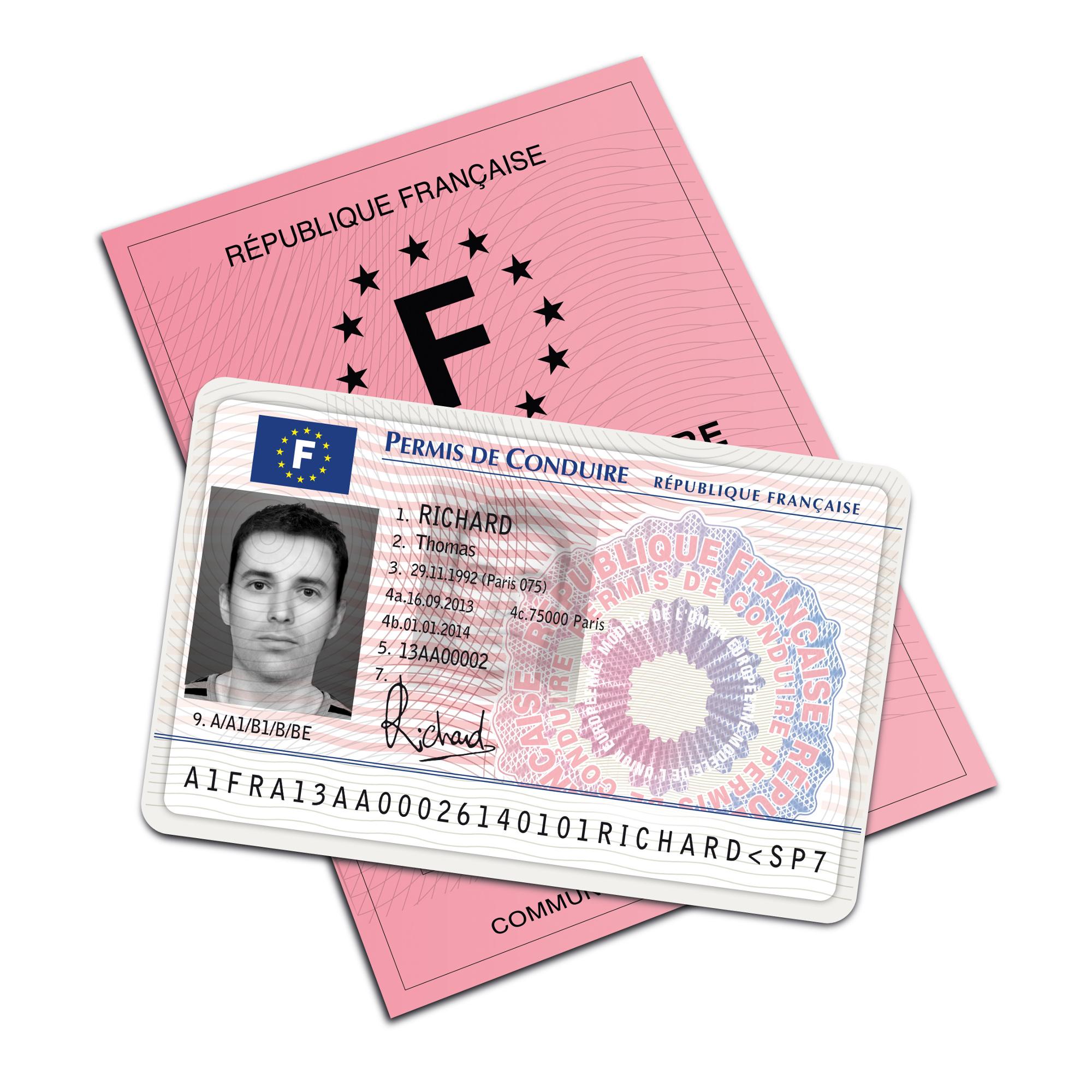 Renouvellement du permis de conduire